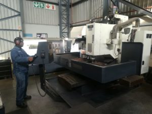 CNC (Milling & Lathe)-machining valve bodies
